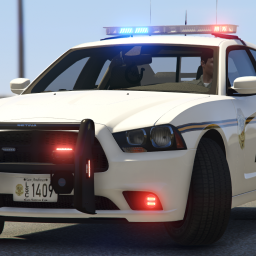 2014 Dodge Charger Los Santos County Police