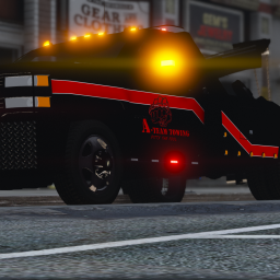 A-Team inspired tow truck skins.