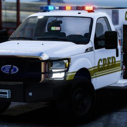 Ford F-250 | Cayo Perico Mini Pumper