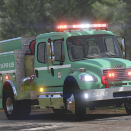 Paleto National Forest Wildland Engine