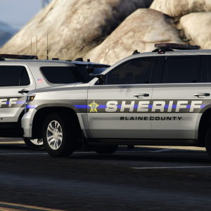 New BCSO Cars